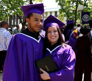 ACE Graduation Young Grads